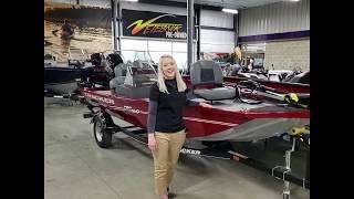2. 2019 Tracker Boats Pro 160 at Vetesniks