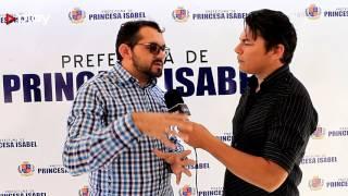 Vereador Irismar Mangueira, fala da transformação de Lagoa da Cruz em Distrito.