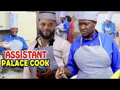 ASSISTANT PALACE COOK Full Season 3&4 - NEW MOVIE Mercy Johnson / Flash B 2020 Latest Nigerian Movie