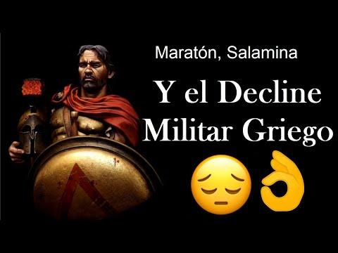 El Declinar Militar Griego. Parte 2. Historia de las Guerras. Parte 2. Documental.