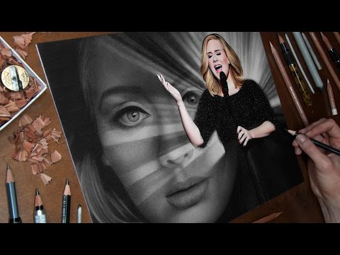 Heather Rooney - Drawing Adele