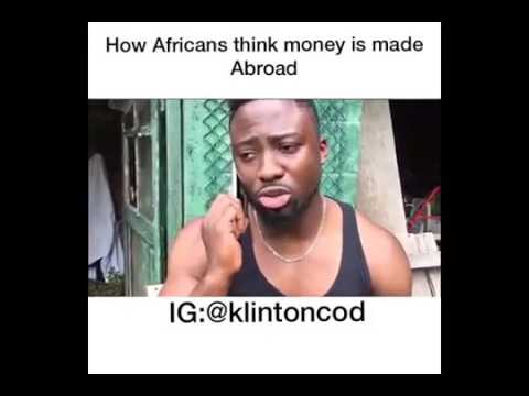 Funniest African Comedy Video   Klinton Cod Comedy Compilation 1