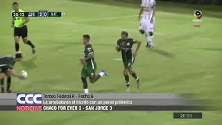 Torneo Federal A - Fecha 6