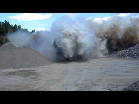 Mini Tsunami
