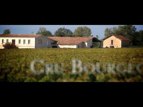 vds 3 bouteilles Château..... LA MOULINE...1994.... MOULIS EN MEDOC