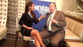 A Esquiar En Nevada: Denisse Wolf Con Larry Friedman