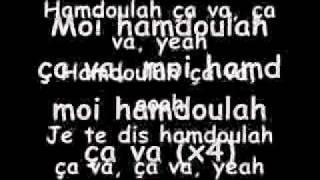 La Fouine Feat Canardo - Moi Hamdoulah Ca va [Lyrics]