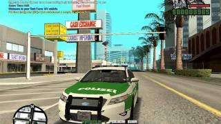 (GTA SA) 2011 Ford Taurus ~Polizei~