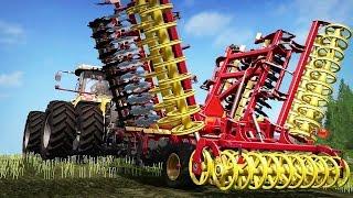 FARMING SIMULATOR 17 Trailer (Gamescom 2016) by Game News