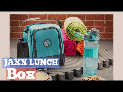 Jaxx Lunch Box // 12 Jaxx Lunch Box You've Got A See!