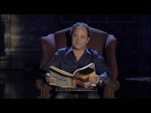 Kevin Pollak parodies Christopher Walken: Poker Face reading