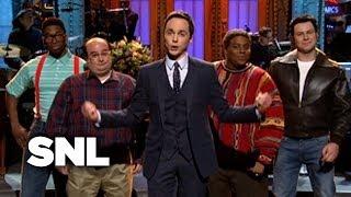 Video Jim Parsons Monologue - Saturday Night Live MP3, 3GP, MP4, WEBM, AVI, FLV April 2018