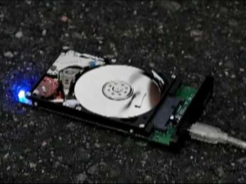 Crash Disk
