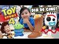 Fuimos A Ver Toy Story 4 D a De Pelicula Y Juegos Famil
