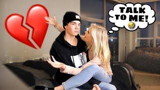 Video IGNORING My Girlfriend For 24 Hours PRANK! - She Cried :( MP3, 3GP, MP4, WEBM, AVI, FLV September 2019