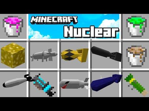 Minecraft | NUCLEAR MOD! Si no tienes cuidado... BOOM!