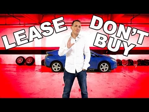 Reasons To Lease Over Buying An Electric Car (видео)