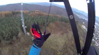 Beroun Czech Republic  city photo : Paragliding | Czech Republic - Beroun 2014