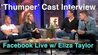 Nonton Eliza Taylor   Thumper Cast Interview   Tribeca 2017 Film Subtitle Indonesia Streaming Movie Download