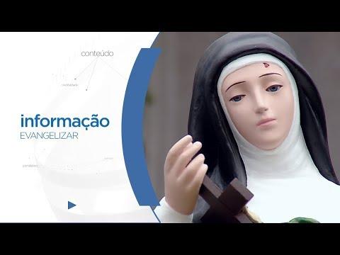 Santa Rita é homenageada com procissão e missa campal em Curitiba