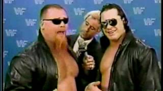 This channel contains the best wrestling promos of all time, as well as a few clips which might as well be wrestling promos. These clips are mostly from 80's & 90's NWA and WWF. If it cant hang with the Iron Sheik, Jake the Snake Roberts, The Four Horsemen or The Road Warriors--- then it didnt deserve to be on here....