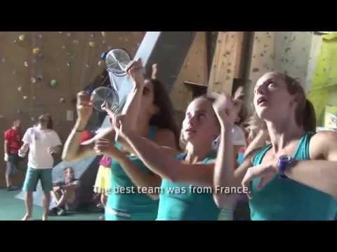 European Universities Sport Climbing Championship - reportage