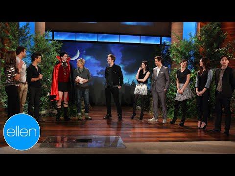 'Twilight' Cast Gives Sneak Peek at 'Breaking Dawn, Part 2'!