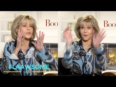 Jane Fonda (80) On Her Own BODY Issues And How She Learned To Love Herself 💗