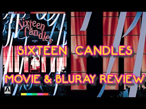 SIXTEEN CANDLES – NEW 4K RESTORED EXTENDED CUT BLURAY REVIEW (Arrow Video)