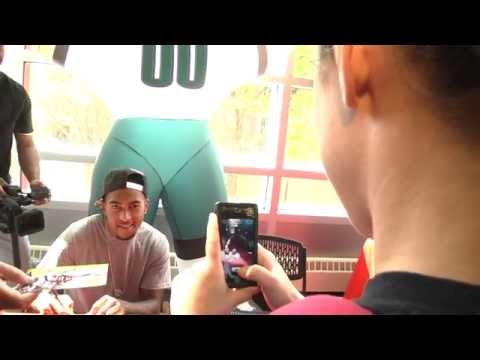 Desean Jackson - Student Health Awareness Day is a collaboration between Her Campus Temple and the DeSean Jackson Foundation. The goal of the event is to promote health aware...
