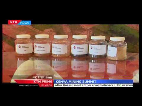 KTN Prime: Deputy President Ruto opens Kenyans doors to mining investors, 28/09/2016