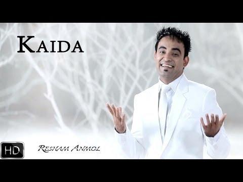 Kaida   Resham Anmol   Full Official Music Video 2014