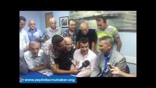 Ak Parti MeclisÜyesi Engin Şen'den Büyüklerine iftar