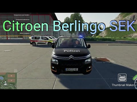 Citroen Berlingo SEK v1.4
