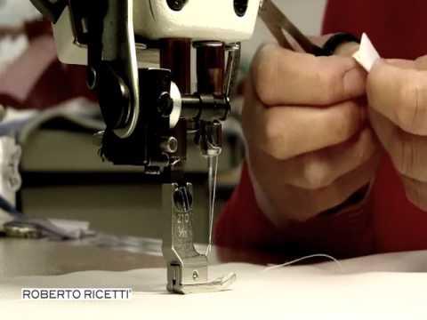 Roberto Ricetti – Realizzazione Camicie su Misura