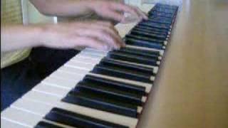 DJ Shadow - Organ Donor (Piano Cover)