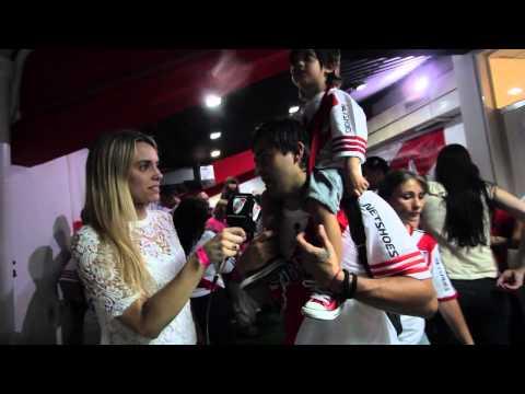 Los testimonios y festejos de River campeón sudamericano