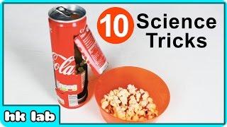 10 Science Tricks That Work Like Wonders
