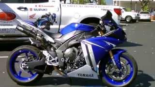 9. Contra Costa Powersports-Used 2011 Yamaha YZF-R1 1000cc Superbike motorcycle