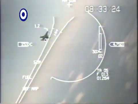 SCRAMBLE DOGFIGHT GREEK F-16 Vs TURKISH F-16 (IKARIA)