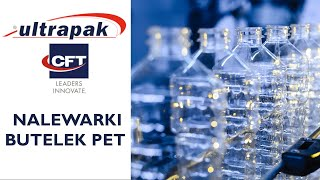 Trójblok do butelek PET MASTERPET RS SC 40/40/8 firmy CFT