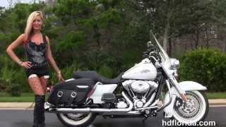 1. Used 2013 Harley Davidson Road King Classic Motorcycles for sale