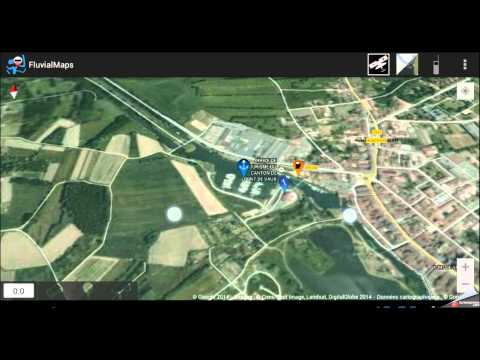Video of Fluvial Maps Free