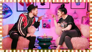 Q & A CHALLENGE WITH MY BOYFRIEND! by Jaclyn Hill