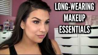 Long-Wearing Makeup MUST HAVES + Tutorial by Beauty Broadcast