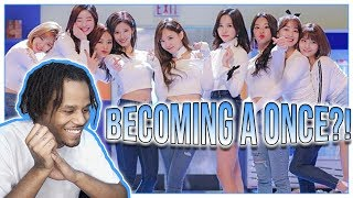 Video An Unhelpful Guide To TWICE Reaction! | The Makings Of A ONCE?! MP3, 3GP, MP4, WEBM, AVI, FLV April 2019