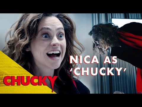 Nica Is Possessed By 'Chucky' | Cult of Chucky