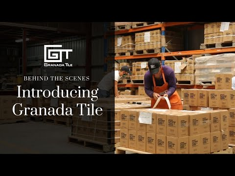 Granada Tile - Cement Tiles For Commercial & Residential