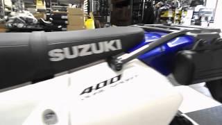 10. 2007 Suzuki DRZ-400S Blue - used motorcycle for sale - Eden Prairie, MN