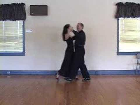 Waltz - Waltz instruction. Learn a few waltz figures and steps.